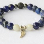 Archangel Michael Aromatherapy Bracelet